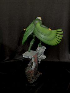 Restauratie vulture
