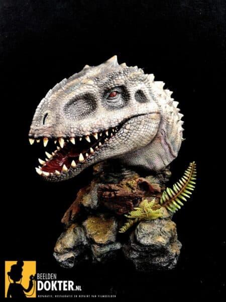Indominous rex cast paint